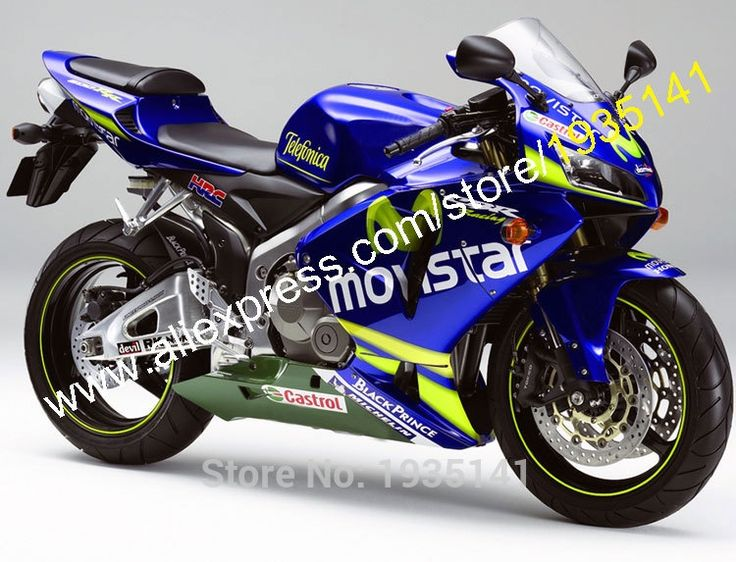 360.05$  Watch now - http://aliu7j.worldwells.pw/go.php?t=32489262149 - Hot Sales,Movistar Motorcycle Fairing For Honda F5 CBR 600 RR 2005 2006 CBR600RR 05 06 ABS Moto Body Kit (Injection molding) 360.05$