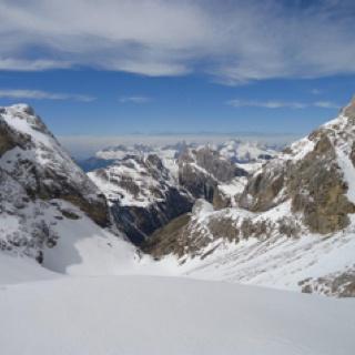 Passo Ombretta (Marmolada Sud)