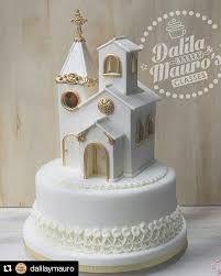 Resultado de imagen para torta en forma de capilla