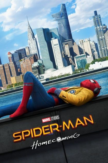 Spider-Man: Homecoming on iTunes, get your download Today!!