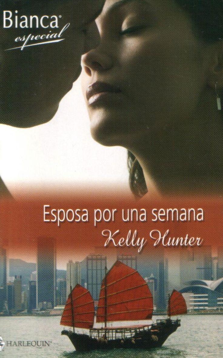 Kelly Hunter - Esposa por una semana