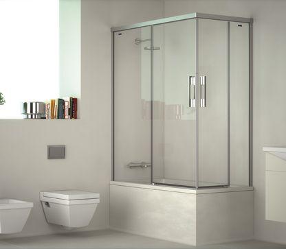 Mamparas ducha y baño Duscholux - DUSCHOARES ®