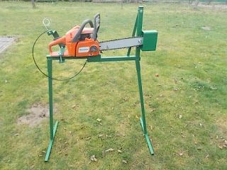 Log Saw Horse Drill Grape Electric Grape Crusher Log Splitter Cone Log Holder for Chainsaw Cutting: Homemade Log Holder for Chainsaw Metal Chainsaw Log Saw Horse With Holder & Clamp For Sawing Logs