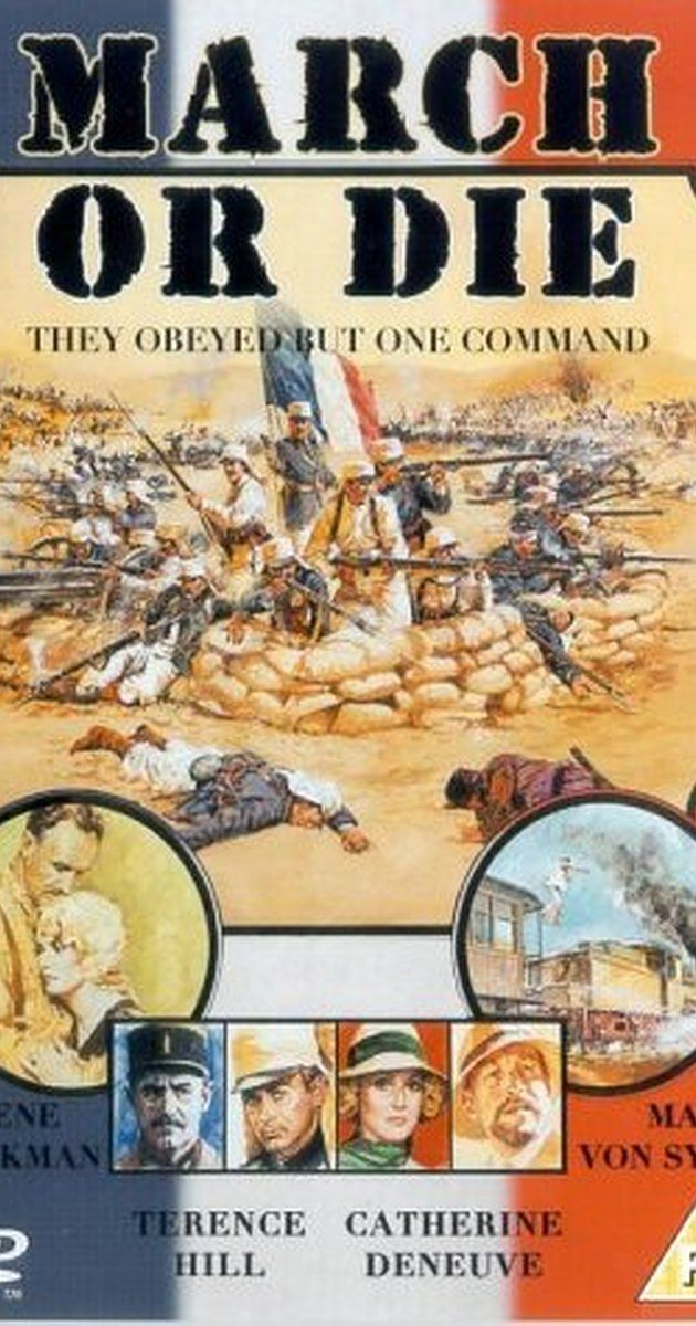 IMDb: French Foreign Legion Army Movies - a list by muybueno16