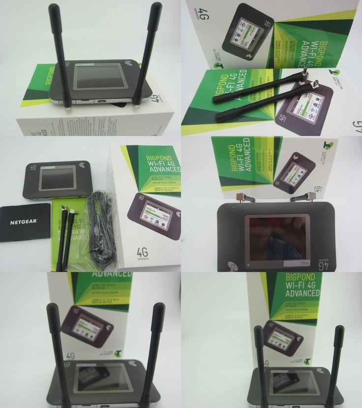 [Visit to Buy] Unlocked NETGEAR AirCard 782s AC782S 4g Mobile Hotspot LTE WiFi Modem Router plus 2pcs antenna #Advertisement