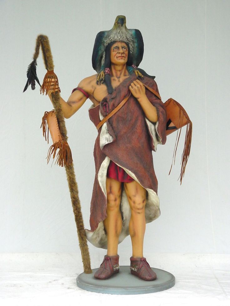 Native American Medicine Men of Myth and Legend