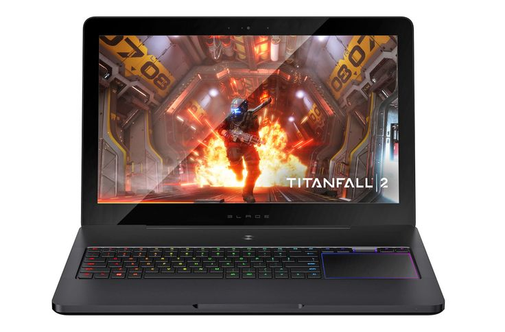 Razer's new Blade Pro laptop houses a mechanical keyboard..To see all of this related information visit sopriscomputerparts.com for details