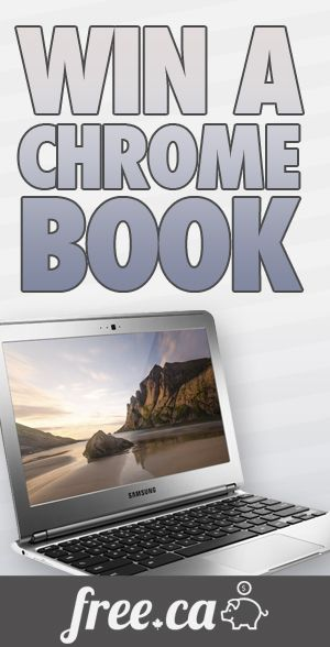 Win A Samsung Chromebook From Free.ca