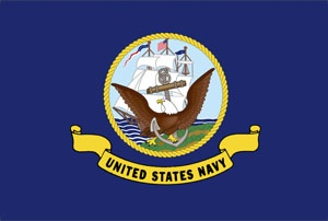 Navy Flag United States