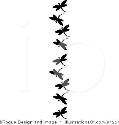 Dragonfly Clip Art Black And Whitedragonfly Clipart By Pams Clipart Royalty Free Rf Stock Wiujhz « nice garden