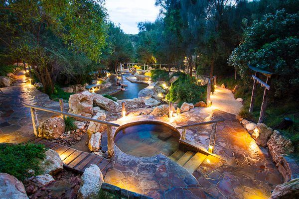 Peninsula Hot Springs - Book a private outdoor thermal mineral pool.