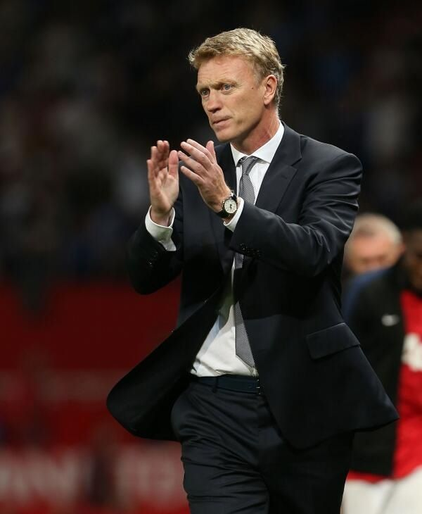 The boss, David Moyes, outplays José Mourinho's mind games and includes Wayne Rooney in the starting XI. A match Chelsea approached looking for a drawer, ended 0-0. 26.8.13.