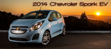 2014 Chevrolet Spark EV Road Test Review by Martha Hindes : ROAD & TRAVEL Magazine