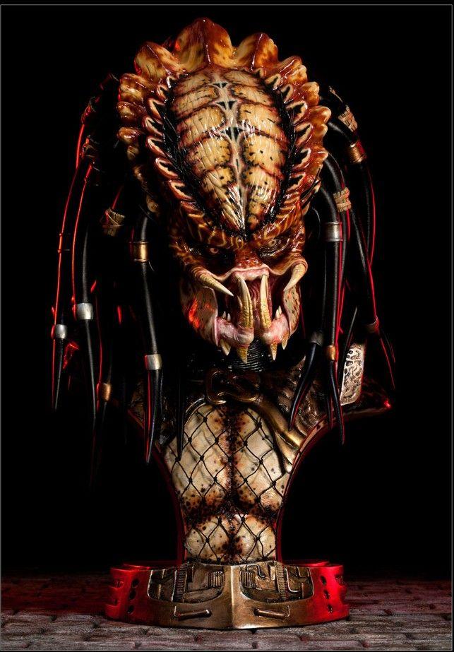 47 best predator and alien images on pinterest xenomorph - Decoration boite de nuit ...