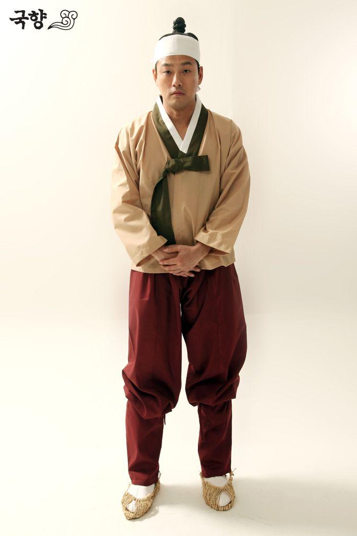Korean commoner