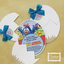 Resultado de imagen para invitaciones de la gallina pintadita