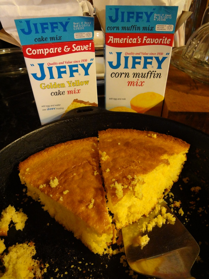Ingredients In Jiffy Yellow Cake Mix