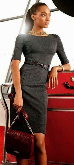 50 Amazing Women's Business Fashion Trends  http://ilovefreshfashion.blogspot.fi/2014/04/50-amazing-womens-business-fashion.html