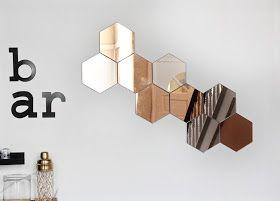 Ikea: honefoss mirror layout