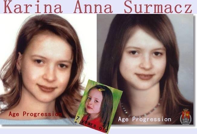 Karina Surmacz – Age Progression