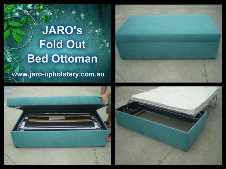 Image result for fold out bed under window seat