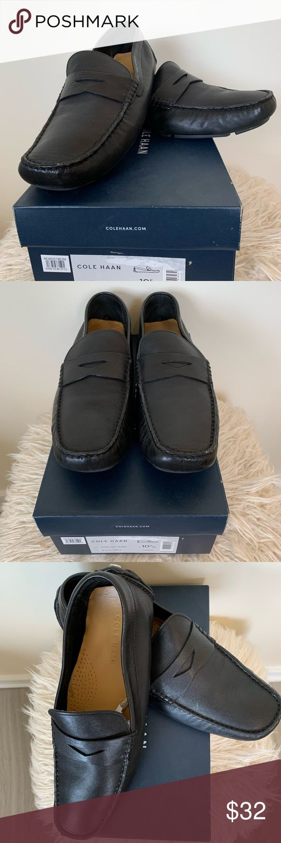 Cole Haan Howland Penny loafer | Loafers, Penny loafers ...