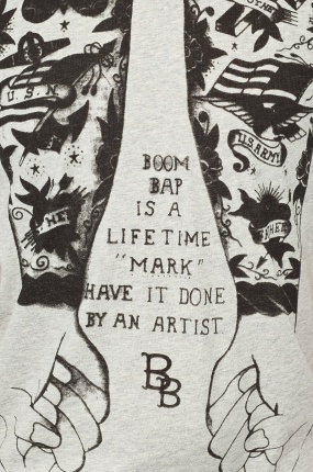 #Boom Bap #Clothes
