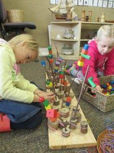 Lobethal community kindergarten , geo board