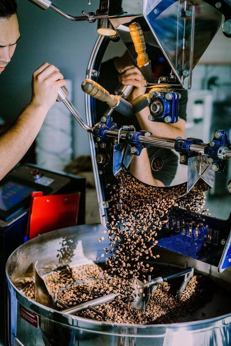 home coffee roaster australia