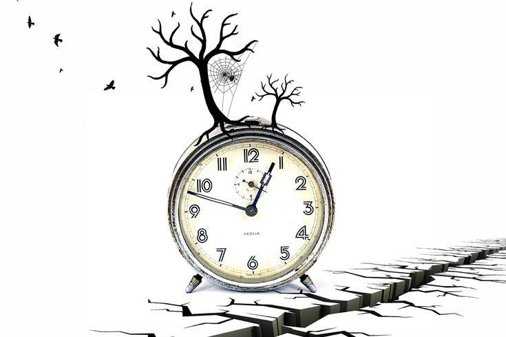 Az idő vészesen fogy / The #time is running out alarmingly Forrás/source: Pixabay