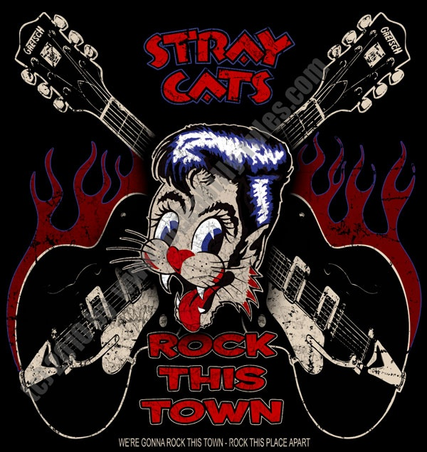 Guitar Hero  Stray Cats