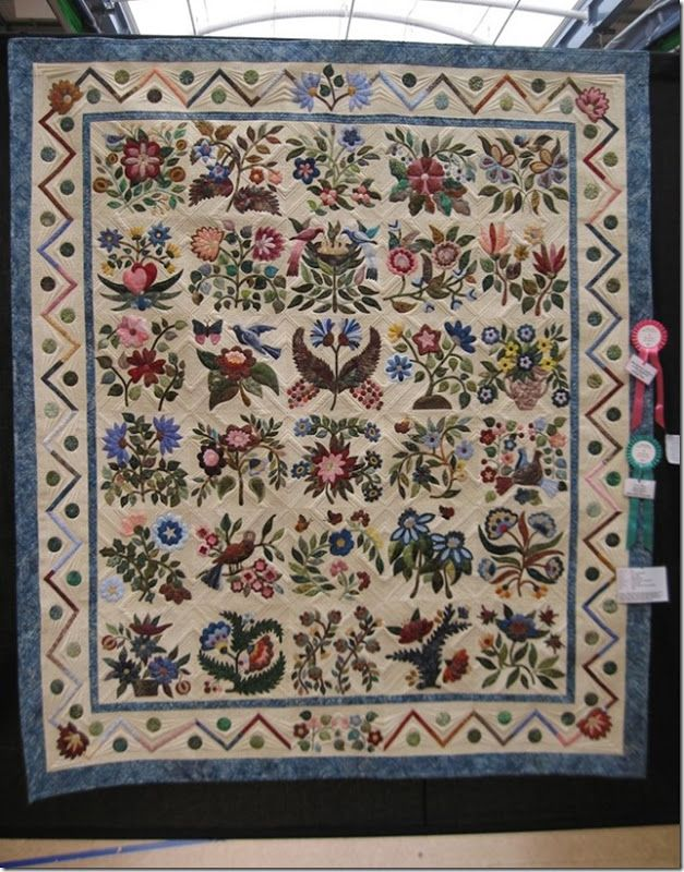 Caswell Quilt