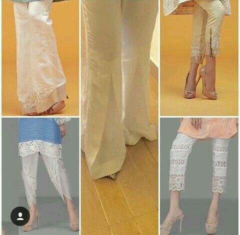 "The styles of pants ""In"" nowadays"
