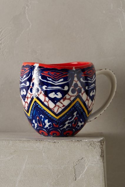 Habari Mug - anthropologie.com