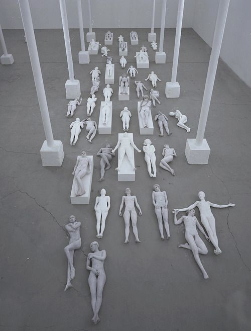 phytos: Vanessa Beecroft - VB64, New York, 2009