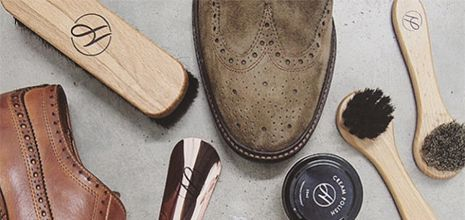 Shoe Care From Hudson Shoes