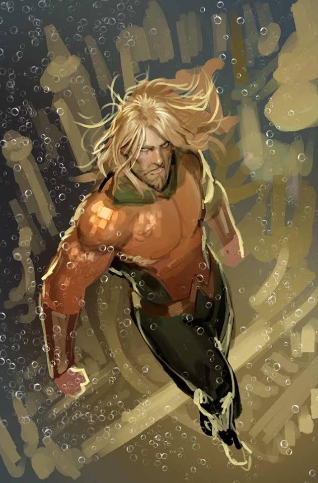 Aquaman - @VitrineHQe