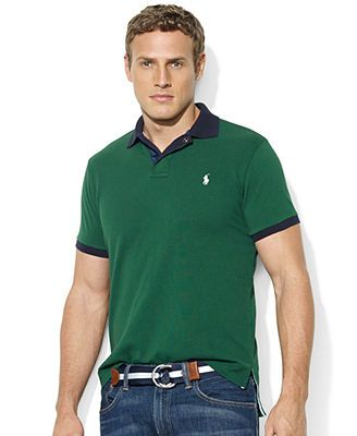 22 best picture perfect outfits red green teal fuchsia for Big and tall custom polo shirts