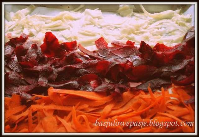 BasJulowe pasje czyli Basia i Julka w kuchni: Chipsy przyszły...warzywne :)