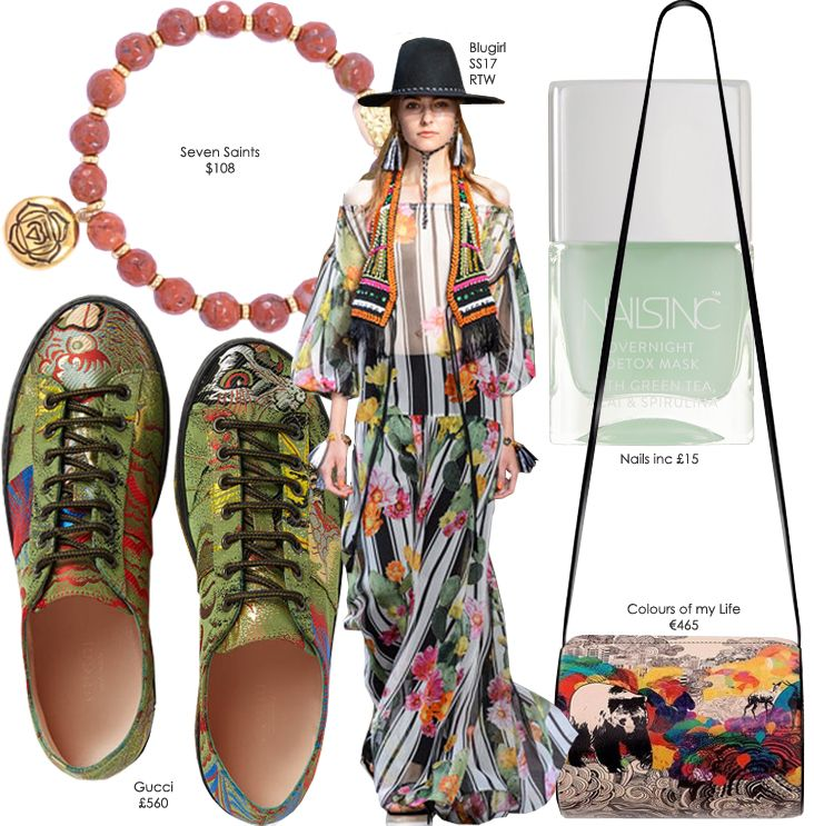 Trend Watch – Tropical Paradise «  Fashion Blog