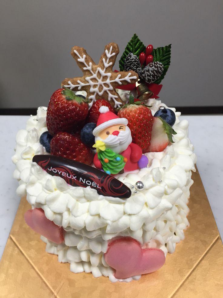 2014クリスマスケーキ