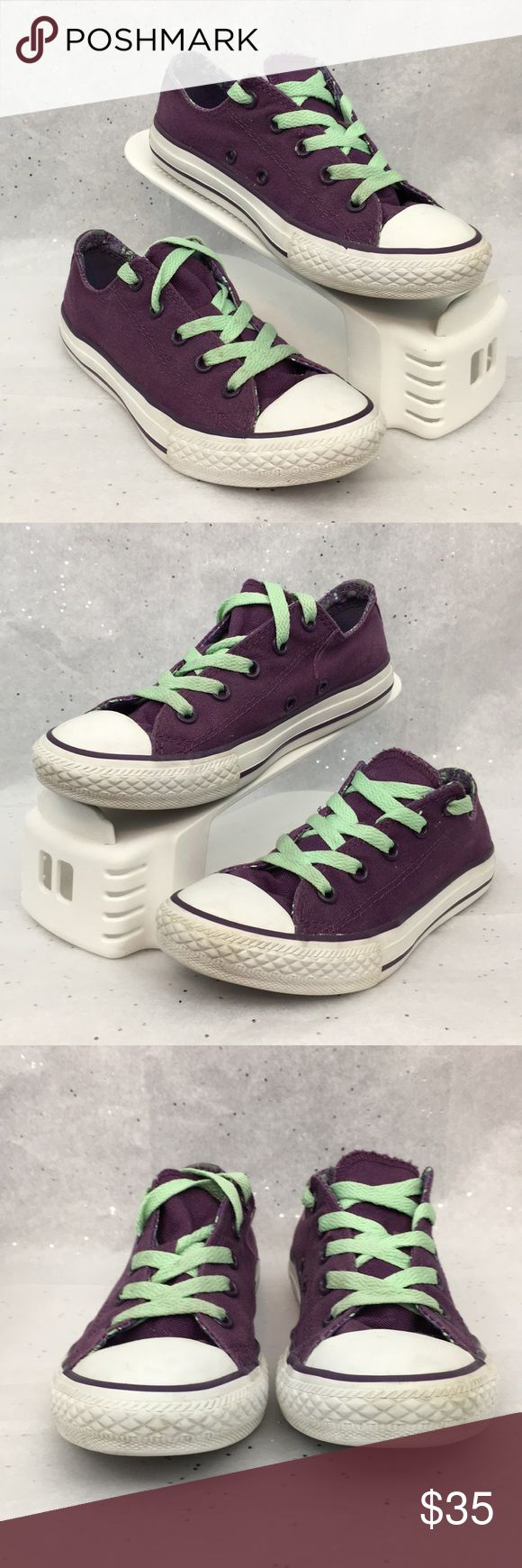 """Converse double tongue Sk8 shoes Pre owned in excellent condition!  These are just awesome purple double tongue """"puzzle"""" shoes.  Please zoom in and check them out. These are hard to find!  Smoke and pet free house. Converse Shoes Sneakers"""