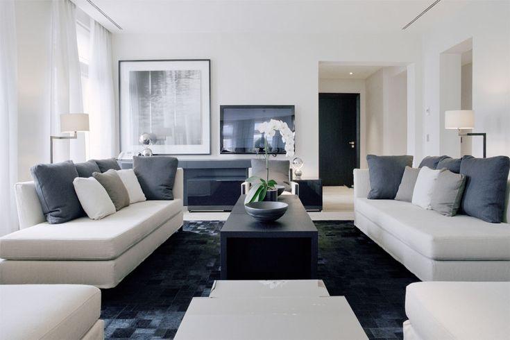 Apartment at La Reserve Paris Hotel, France