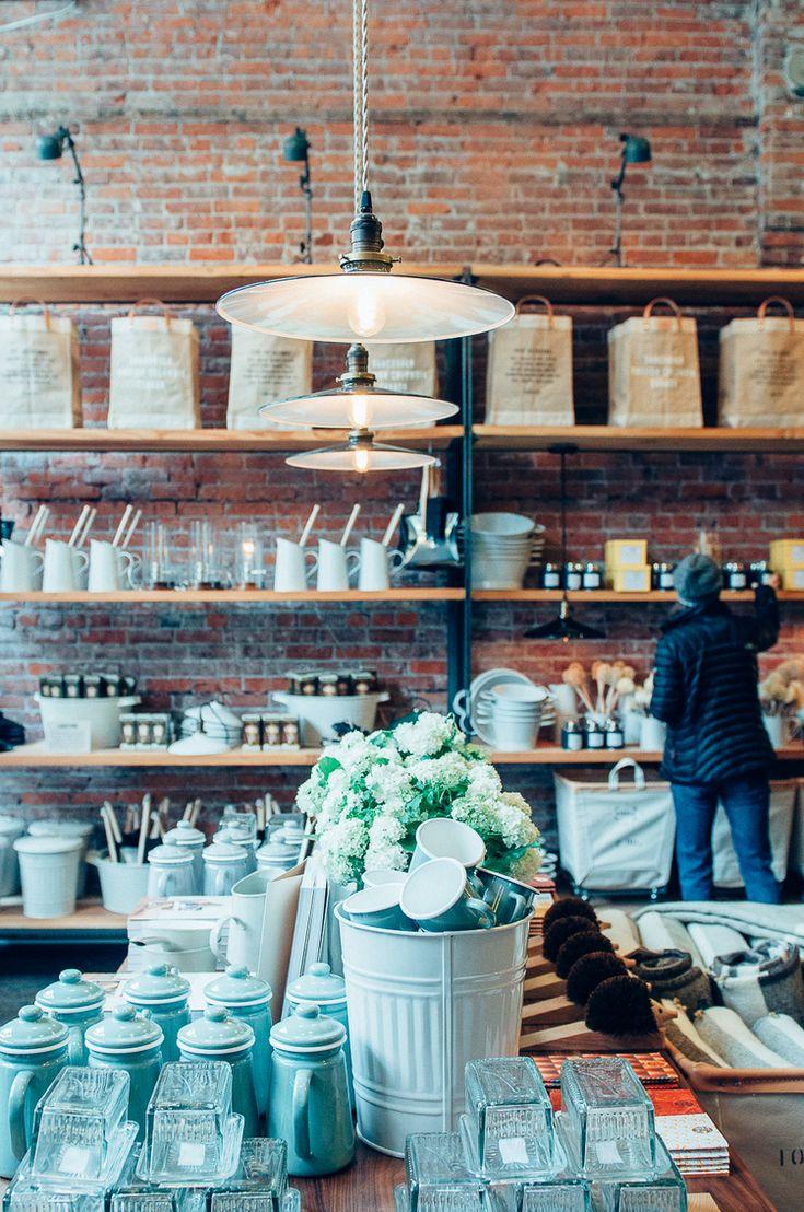 Old Faithful Shop: Vancouver — Trouvé Magazine