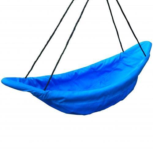 150cm Blue Canoe Nest Swing - Heavenly Hammocks