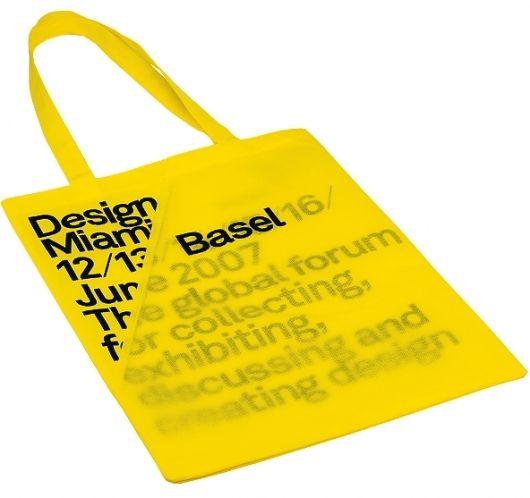 Custom coloured promotional carrier bag / Progress Packaging