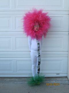 Truffula tree costume