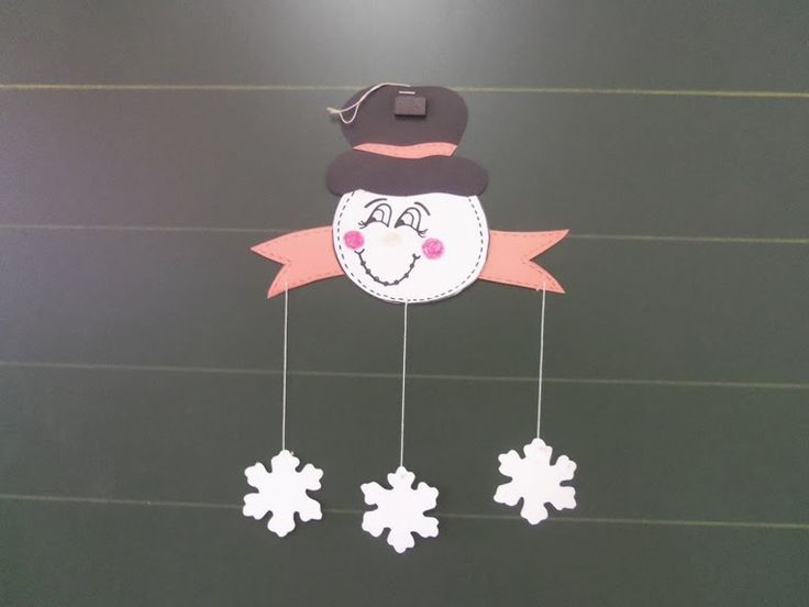 Játékos tanulás és kreativitás: Hóemberes mobil 2.