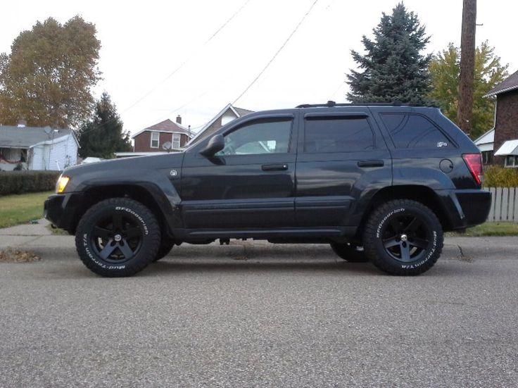 Offroad Jeeps For Sale >> 2 inch BDS lift Rancho shocks Front mopar tow hooks mamba mr1 wheels BFG 245 70 17 KM2 | WK ...