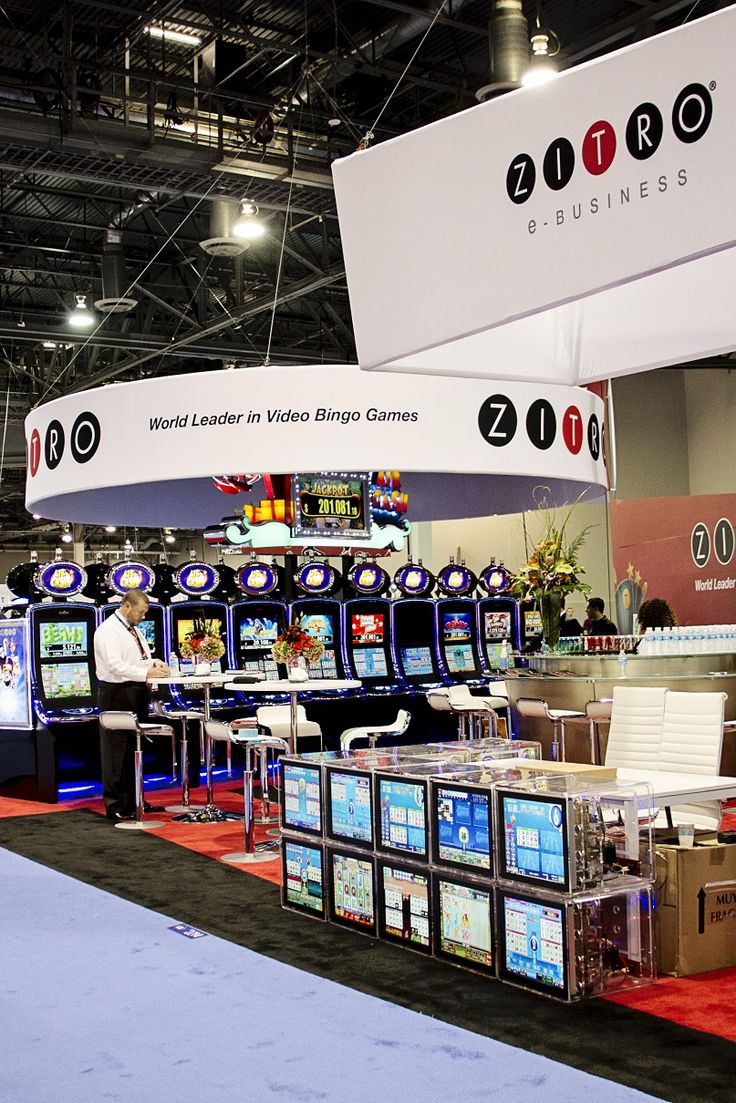 G2E Las Vegas 2013 2426 Septiembre Game pictures